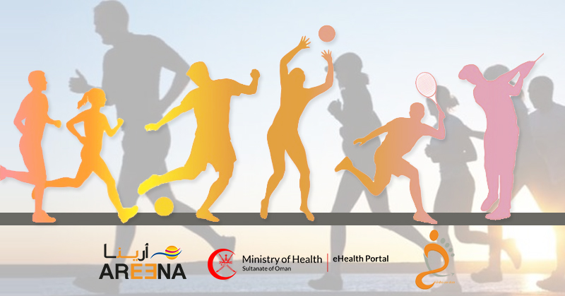 Areena Partners with MOH Oman for Digital Media Campaign on Physical Activity for One Year