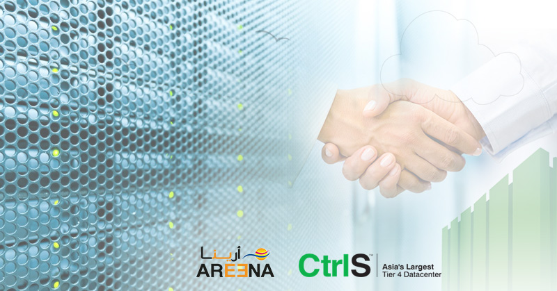 Areena Announces Reseller Partnership with Cloud4C